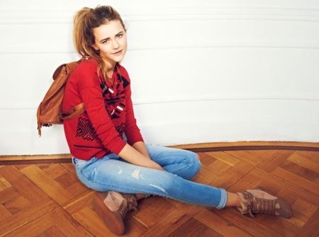 BSK lookbook febrero 2013: porque las jóvenes no se han de disfrazar de mujeres