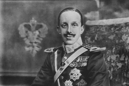 Alfonso Xiii Cortada