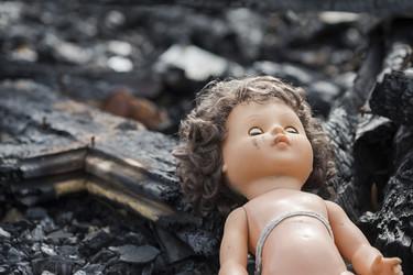 Los niños, las víctimas más inocentes de las guerras