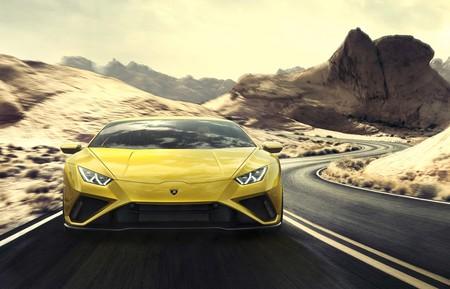 Lamborghini Huracan Evo Rwd 2020 2