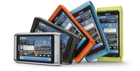 Precios Nokia N8 con Orange