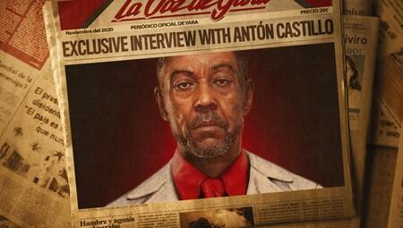 Far Cry 6: Antón Castillo hace su gran entrada y ojo, que los antagonistas de las anteriores entregas regresan en el Pase de Temporada [E3 2021]