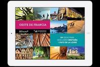 Aplicaciones viajeras: Oeste de Francia, Bretaña y el Loira