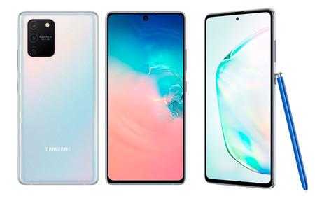 """Samsung Galaxy S10 Lite y Samsung Galaxy Note 10 Lite: triple cámara y S Pen para los primeros """"Lite"""" en la gama alta Galaxy"""