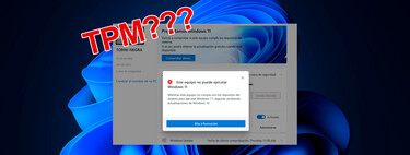 What is TPM 2.0, how to know if you have it and how to activate it in the BIOS to be able to install Windows 11