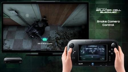 Sam Fisher también hará de las suyas en Wii U con 'Splinter Cell: Blacklist'