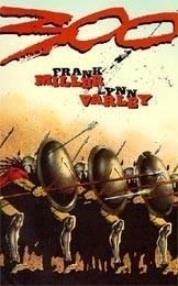'300' de Frank Miller al cine