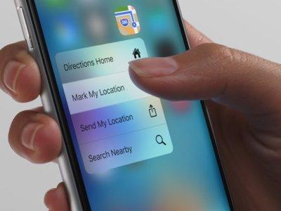 Apple tiene una nueva patente para controlar el móvil con gestos aéreos