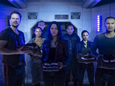 'Dark Matter' estrena segunda temporada cambiando su fórmula