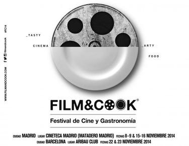 Comienza una nueva edición de Film and Cook, el festival de cine y gastronomía