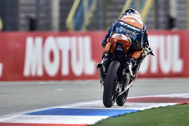 Miguel Oliveira Moto3 Gp Holanda 2015