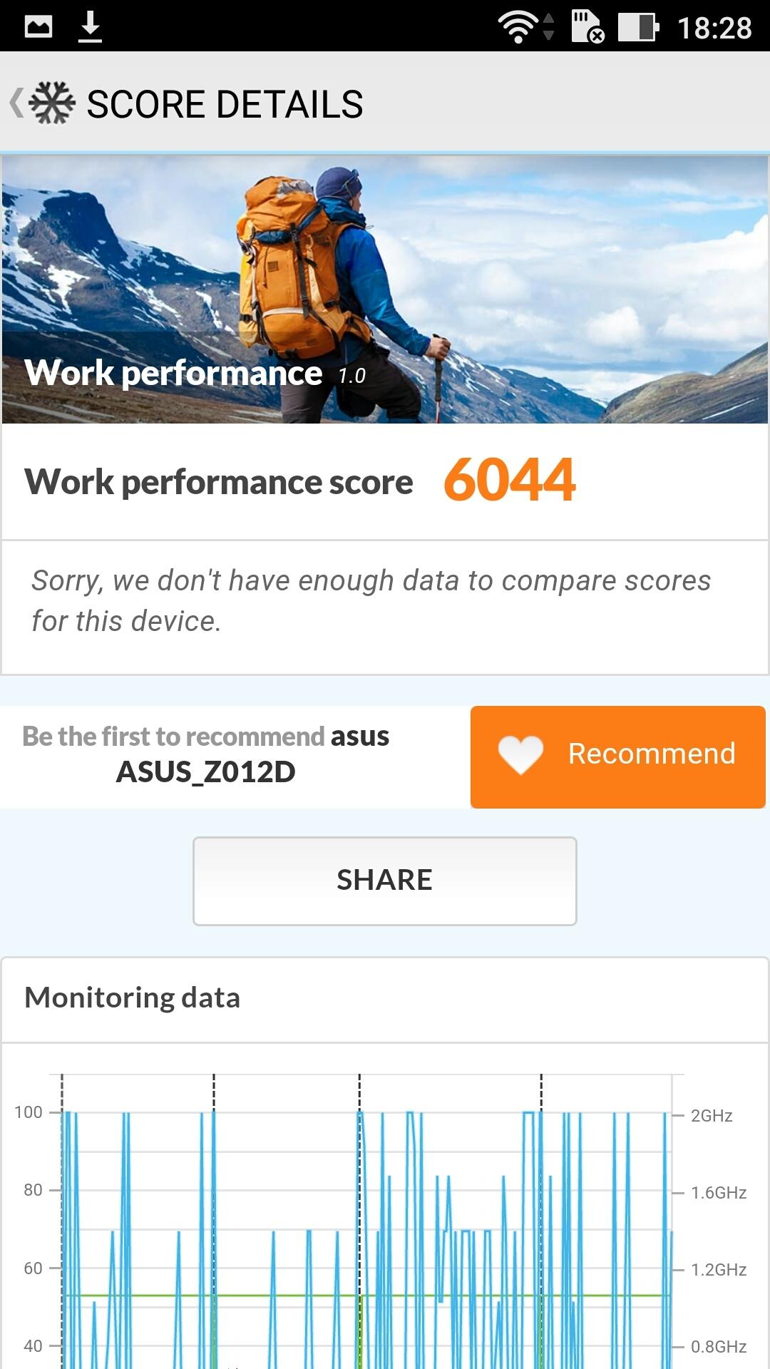 Foto de ASUS Zenfone 3 (ZE552KL), benchmarks (26/29)