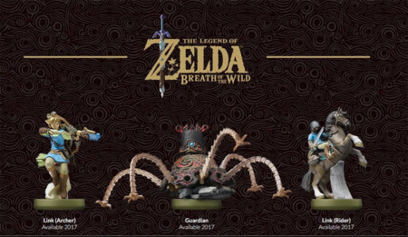 Amiibos Zelda 01