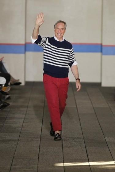 Tommy Hilfiger Primavera-Verano 2012: el rey del estilo preppy presenta su nueva colección en Nueva York