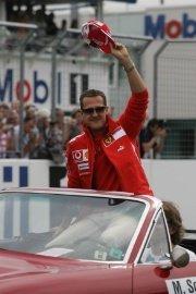 Schumacher podría retirarse en 2008