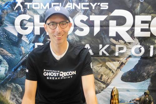 Charlamos con Joe Gingras, una de las mentes detrás de 'Ghost Recon Breakpoint', uno de los grandes lanzamientos de Ubisoft en 2019
