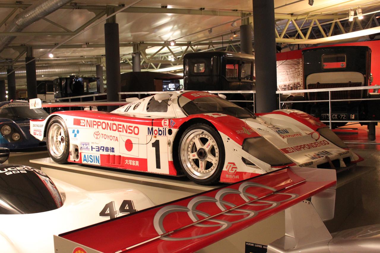 Foto de Museo 24 horas de Le Mans (241/246)