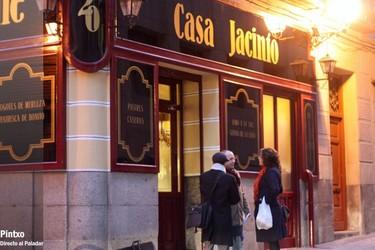 Casa Jacinto. Taberna tradicional madrileña
