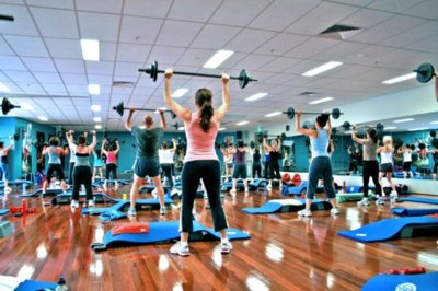 Body Pump para ganar músculo y perder peso