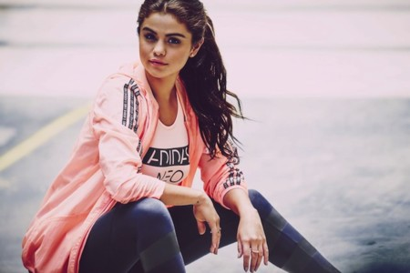 Selena Gomez Adidas Neo Shoot 11