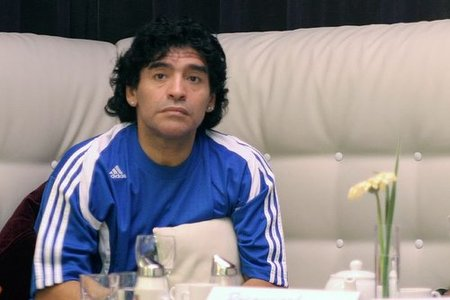 Cuando se hace una mala gestión, el efecto Maradona