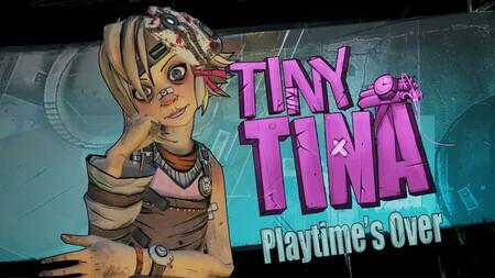 Tiny Tina Dlc Intro