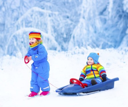 Bebes Nieve Trineo