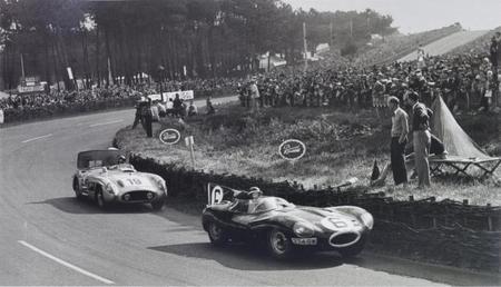 24 horas de Le Mans 1956: uno de los primeros vídeos on-board de la historia