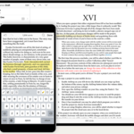 Scrivener aterriza en la App Store de iOS para animar la lucha por la mejor app de escritura