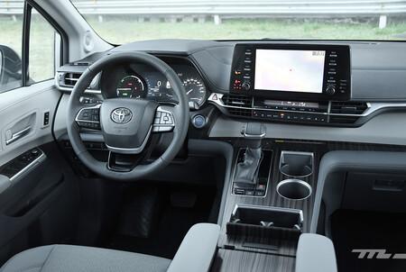 Toyota Sienna 2021 Minivan Hibrida Lanzamiento Mexico 15