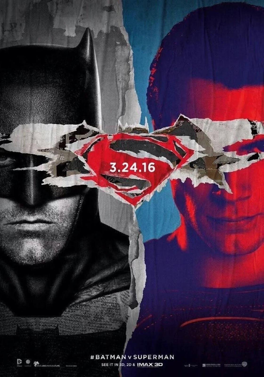 Foto de 'Batman v Superman: El amanecer de la justicia', carteles (3/14)