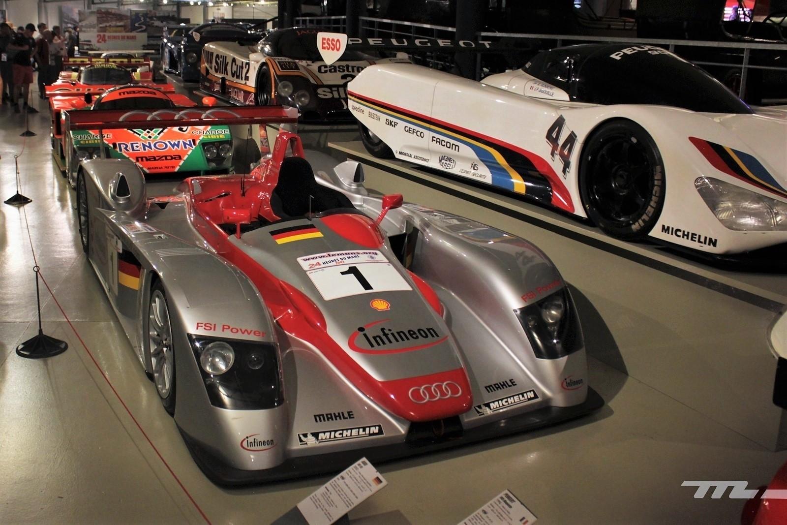 Foto de Museo de las 24 Horas de Le Mans (madurez) (35/45)