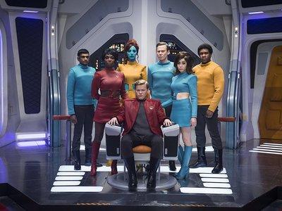 Todo lo que está mal en 'USS Callister', el primer capítulo de la cuarta temporada de 'Black Mirror'