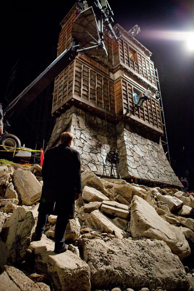 'Origen' ('Inception'), nuevas imágenes de lo nuevo de Christopher Nolan