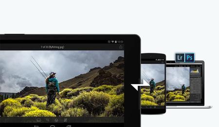 Adobe Lightroom se actualiza con opción para importar todo tipo de archivos RAW