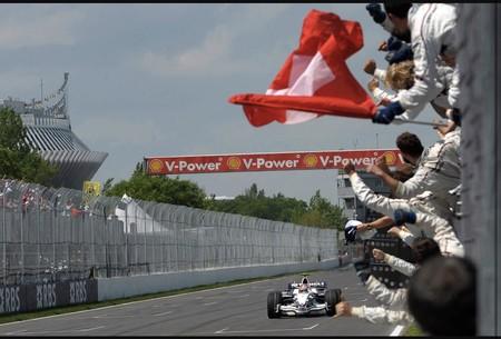 Kubica Canada F1 2008