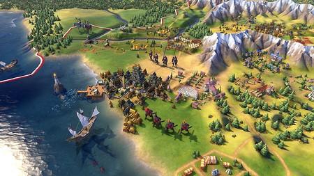 Civilization Vi Mapa