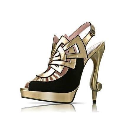 """Patricia rosales y los """"Patricios"""", zapatos de lujo español"""