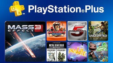 'Mass Effect 3' y 'Metal Gear Solid HD Collection' llegan a PlayStation Plus en marzo