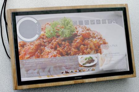 Chop-Syc, una tabla de cortar que te cuenta cosas