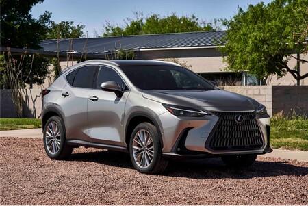 Lexus Nx 2022 22
