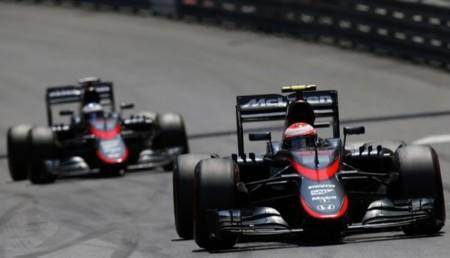 Button Y Alonso Mclaren Honda