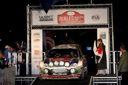 Rally de Gales 2011: cómo verlo por televisión
