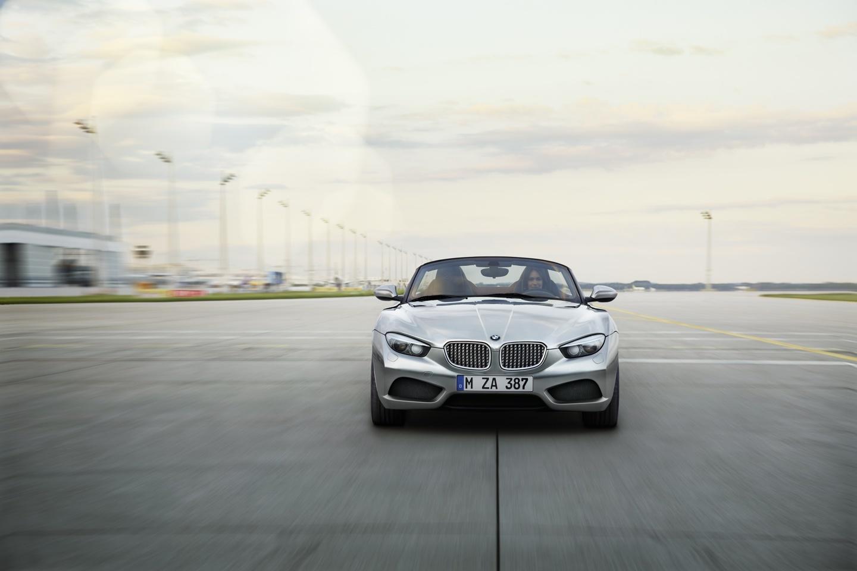 Foto de BMW Zagato Roadster Concept (6/14)
