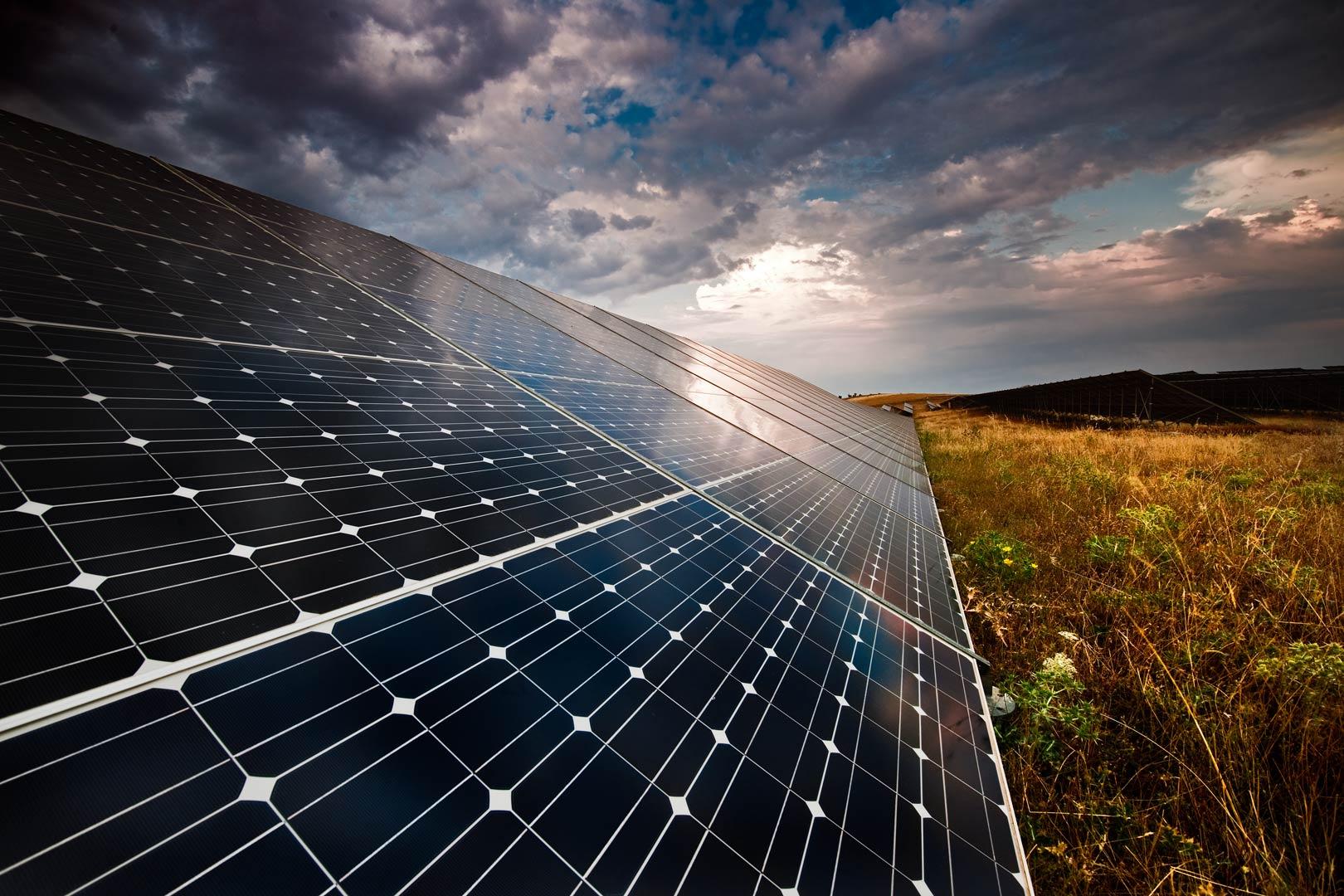 Generar hidr geno por medio del sol s la energ a solar - Tipos de paneles solares ...