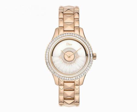 Dior VIII Gran Bal Plume, un reloj para bailar un vals en Navidades