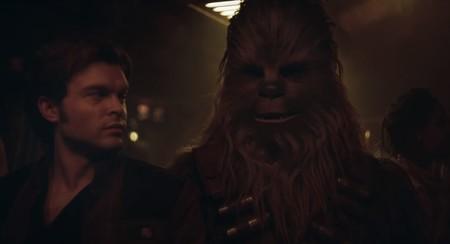 El nuevo e impresionante tráiler de 'Han Solo: Una historia de Star Wars' nos presenta la primera misión del contrabandista