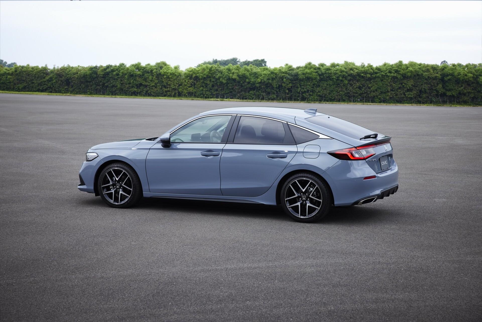 Foto de Honda Civic Hatchback 2022 (11/18)