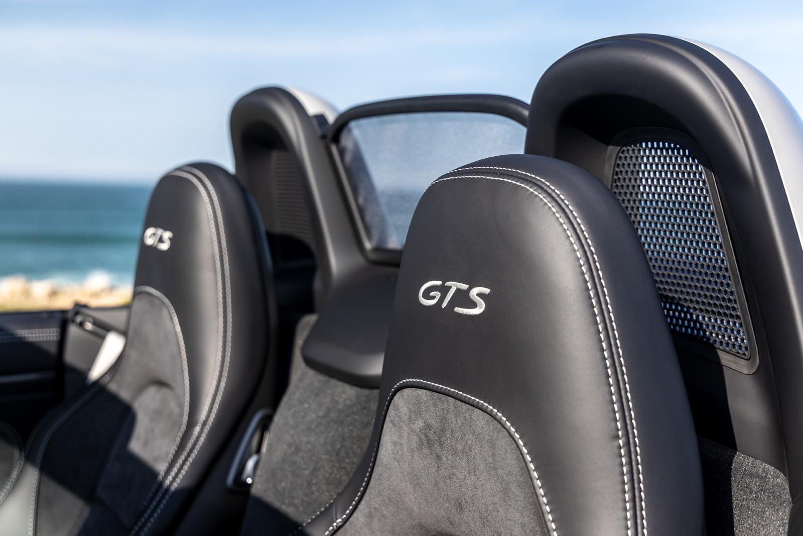 Foto de Porsche 718 Boxster GTS 4.0 (presentación) (73/88)