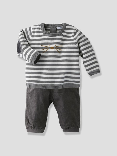 Pantalons Y Hjersey Rayas
